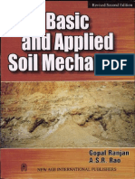 Soil Mechanics by Gopalranjan
