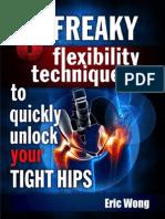 3 Freaky Flexibility Techniques