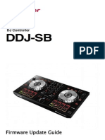 DDJ-SB Firmware Update Guide E