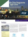 Sustainable Cities Programme, 1990 - 2000