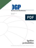 OGP Ignition Probability 436 6
