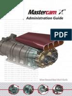 MCAMX6 Administrator Guide