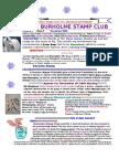 Burholme Stamp Club December-09 Front