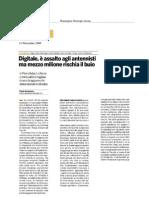 ADOC - Rassegna Stampa Novembre 2009
