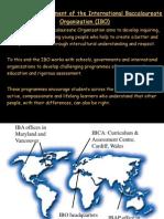 Ib Informational PowerPoint
