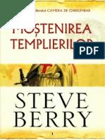 Berry Steve Mostenirea Templierilor
