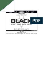 Manitou Black (Manual)