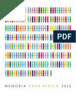 Casa África (Memòria 2013).PDF