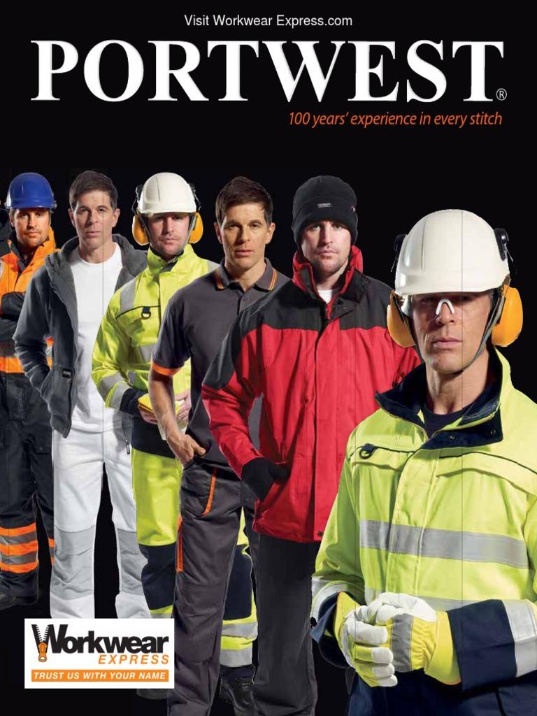 Portwest Workwear PW 2-Point Harness Plus