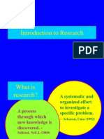 P1_Introduction to Research