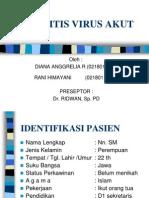 Hepatitis Case