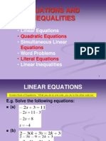 g10m equations and inequalities