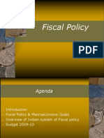 Fiscal Policy Economics - Copy
