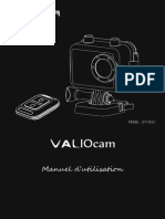 User Manual Valiocam Et-cs22 French