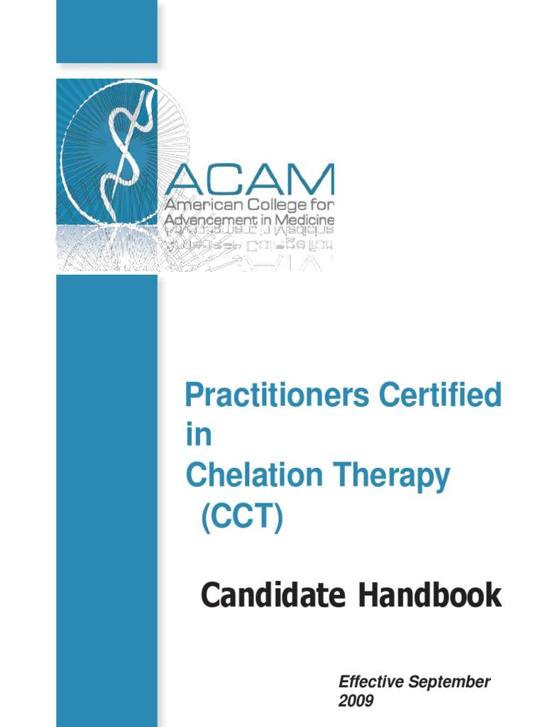Acam Cct Exam | Identity Document | Test (Assessment)