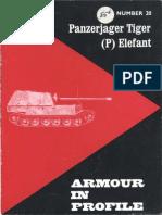 Panzerjager Tiger P Elefant