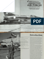 Argentine Air Force in the Falklands Conflict