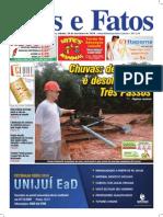 Jornal Atos e Fatos - Ed 651 - 28-11-2009
