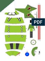 40513643 Futurama Ship Model From Www Jgokey Com