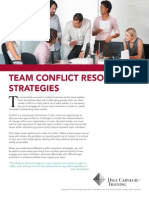 Team Conflict Resolution Strategies 062013 Gb