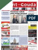 De Krant van Gouda, 4 december 2009