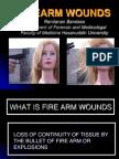 Firearm Wounds