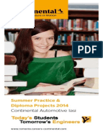 Summer Diploma Ias 2014 En
