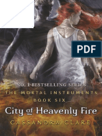 Shadowhunters City Of Heavenly Fire Pdf