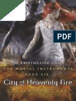 Shadowhunters City Of Heavenly Fire Pdf