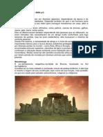 Panorama Cronológico - Pesquisa Escrita Com Imagens