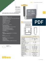 Steca Tarom MPPT 6000 Specification En