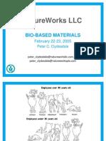 Bio Based Materials