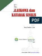 Glaukoma dan Katarak Senilis