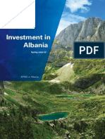 2014 Investment in Albania Website