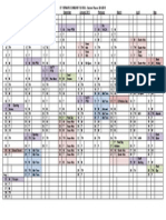 school timetable 2014 to 2015