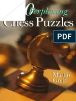 Martin Greif - 200 Perplexing Chess Puzzles