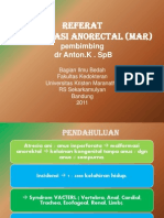 Referat Malformation Anorectal
