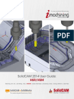 SolidCAM2014 HSR-HSM Machining User Guide Web