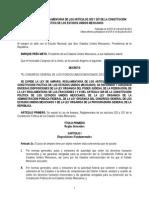 Ley de Amparo 2014
