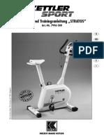 Kettler Stratos 7996-500.PDF User Guide