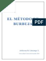 El Método de Burbuja Monografia