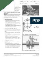 458-834_Falk Couplings, Alignment Using Dial Indicator_Manual