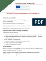 rapport mobilite belgique