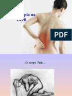 01 Fisitoerapia Na Dor