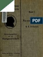 Aenesidemus (G.E. Schulze)