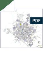 Mapa Araraquara Outubro 2011