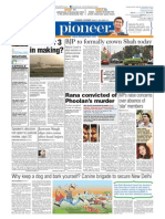 Epaper Lucknow English Edition 09-08-2014