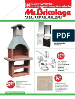 Mr.Bricolage - Catalog august 2014