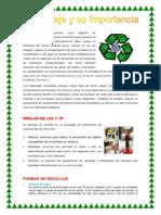 Reciclaje - Andre