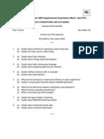 R5 421504 Data Warehousing & Data Mining2012